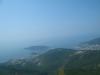Boka Kotorska v oparu