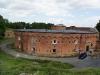 Fort XVII - pohled z obranného valu