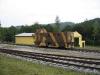 Expozice železničního vojska